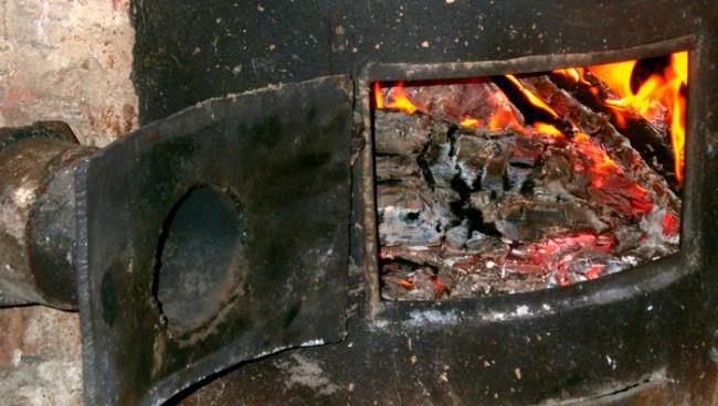 Печное отопление для обогрева курятника
